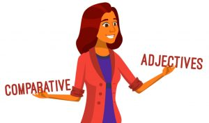 Comparative Adjectives Worksheets and Games