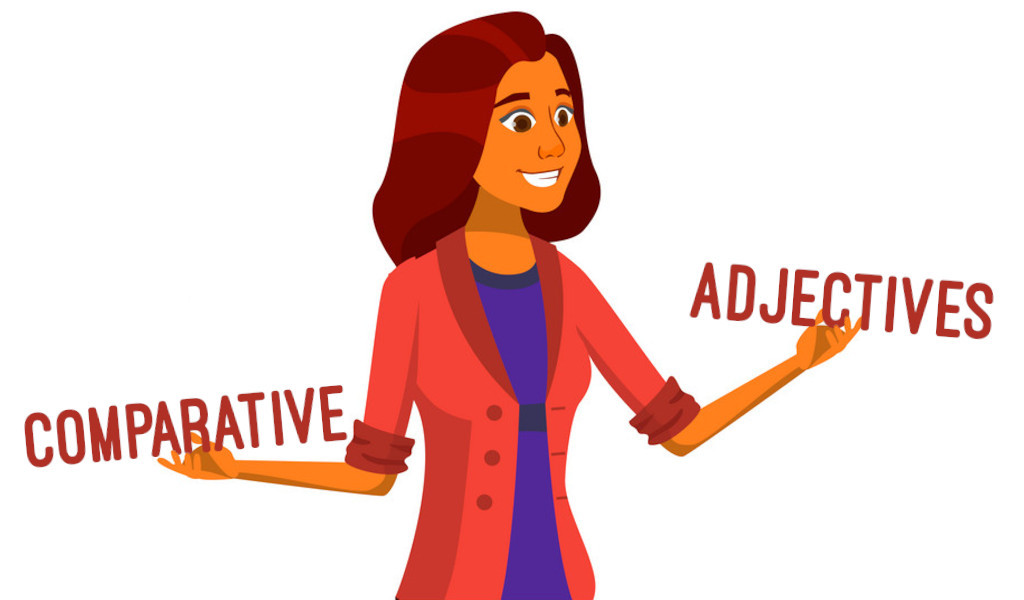 Comparative Adjectives ESL games, worksheets and activities