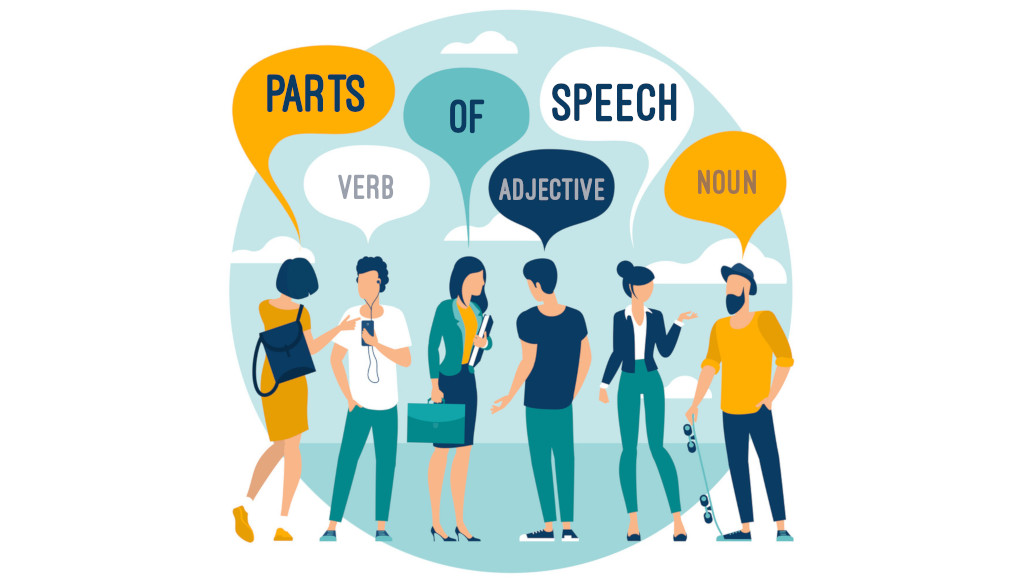 Parts of Speech ESL teaching resources
