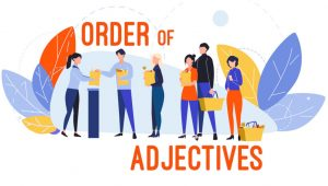 Adjective Order ESL Games and Activities