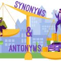 Synonyms & Antonyms ESL Activities and Worksheets